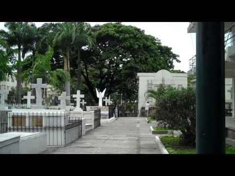Cómo llegar a la tumba de JULIO JARAMILLO LAURIDO GUAYAQUIL EC - YouTube