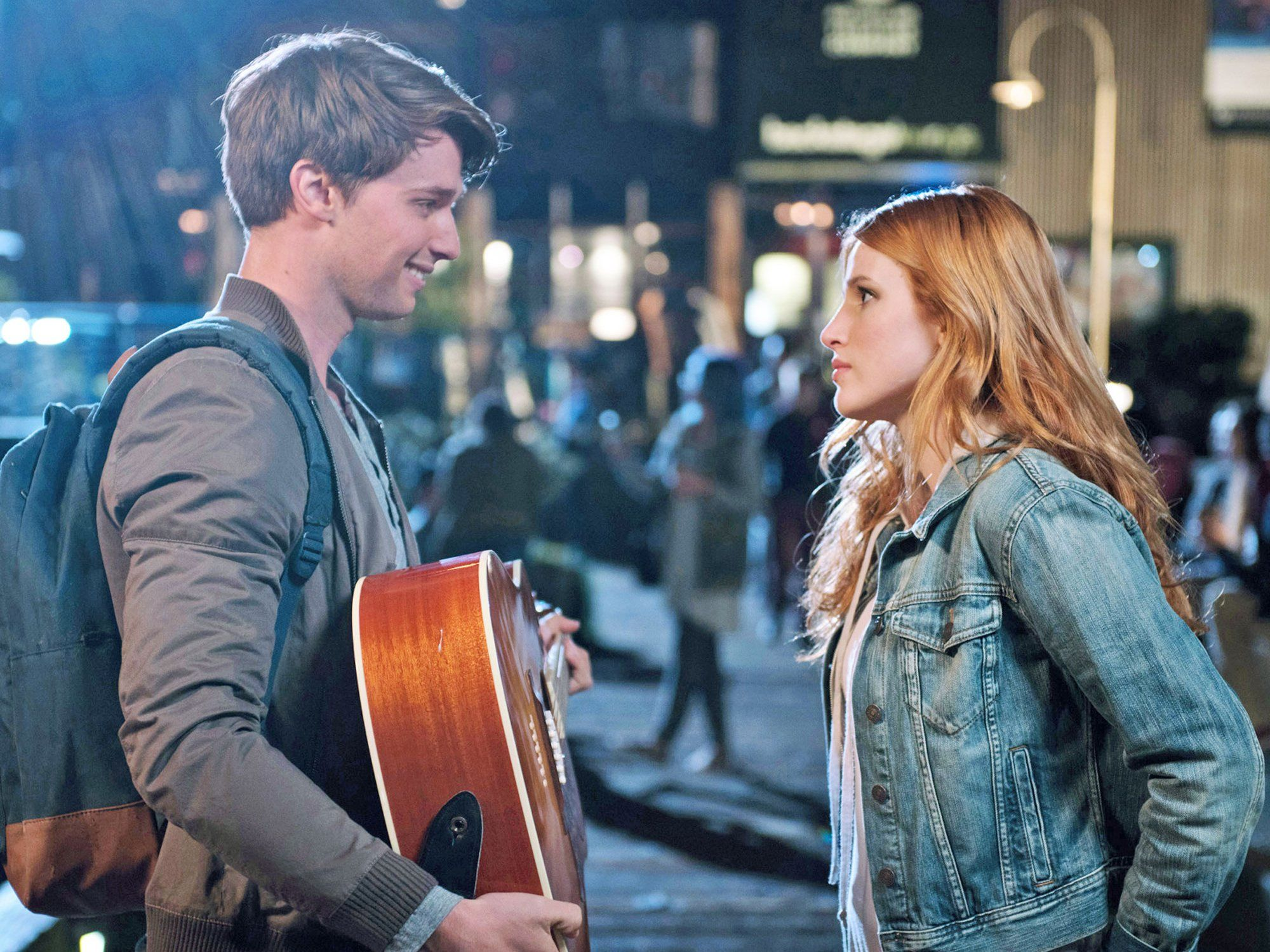 Review Bella Thorne S Midnight Sun Is A Badly Acted Romance