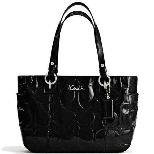 Coach Patent Leather