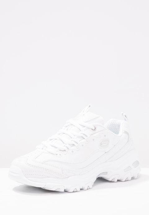 Todo el mundo Cereza Adolescente  D'LITES - Zapatillas - white/silver @ Zalando.es 🛒 | Zapatos, Zapatillas,  Moda hombre