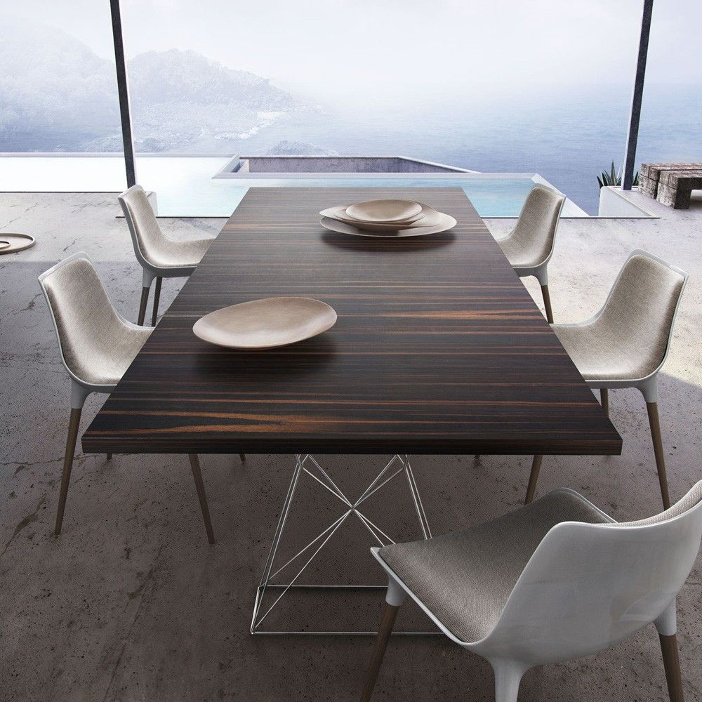 Curzon dining table by modloft many wood options sizes y living 2000