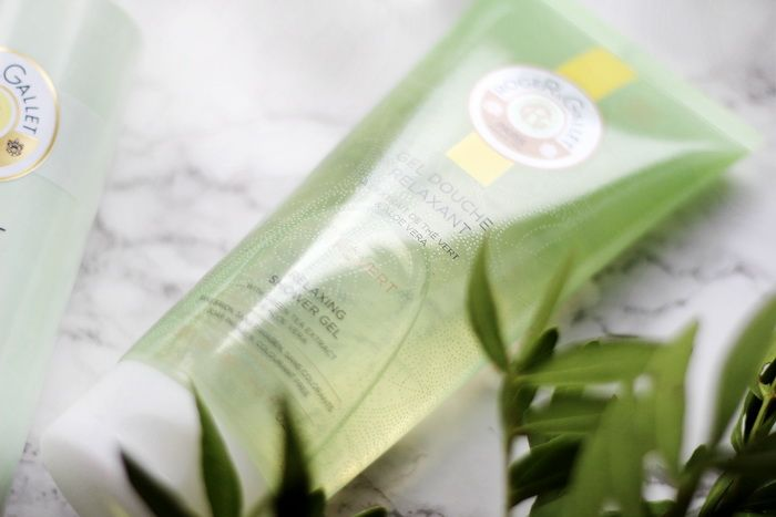 Roger & Gallet The Vért Gel Douche Relaxante