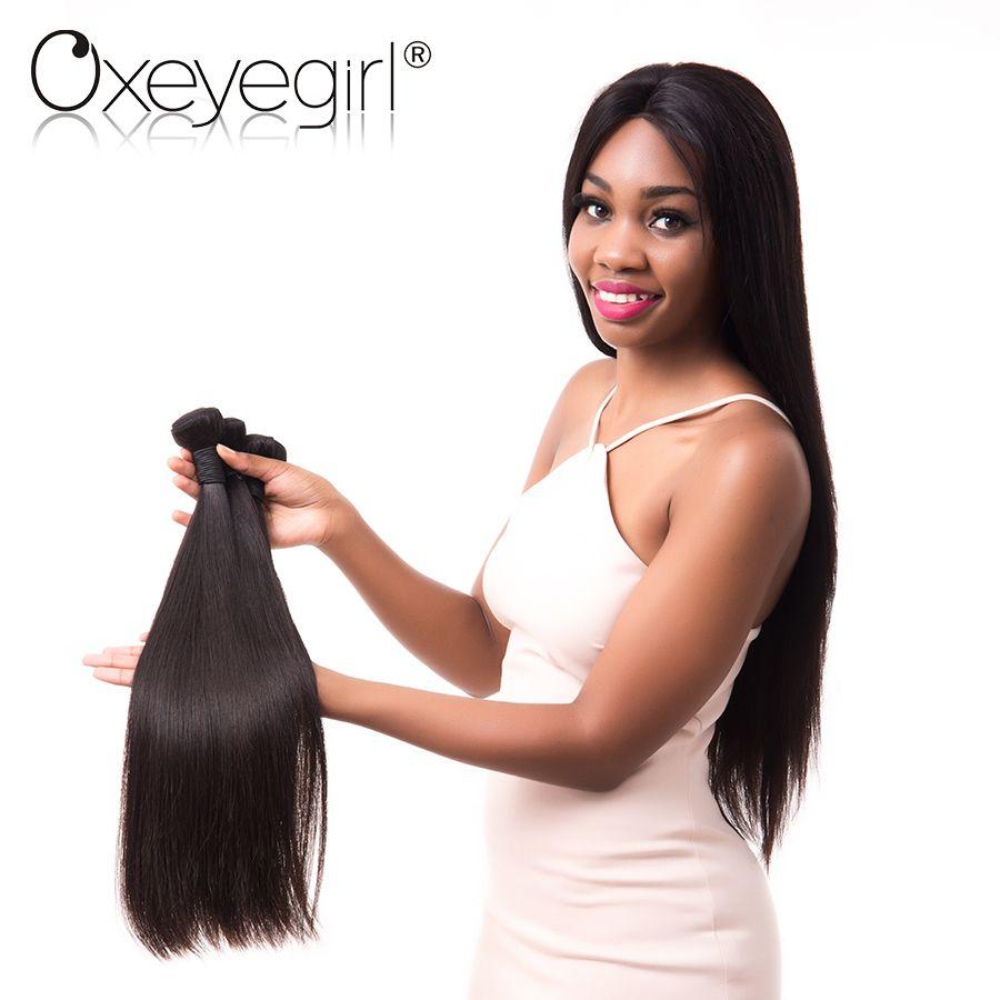 Brazilian Hair Weave Bundles Straight Human Hair 1 Bundle 10 26 Inch