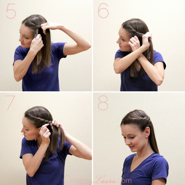 hair diy part2
