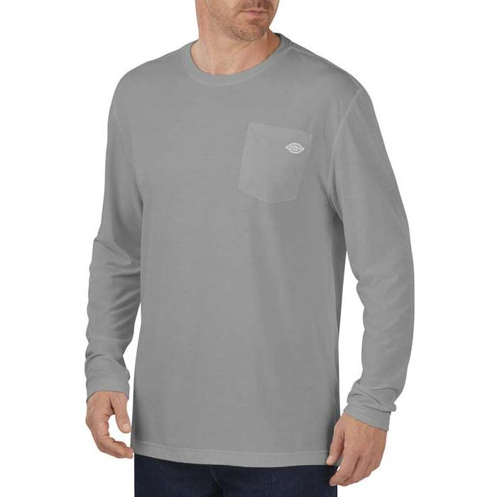 Sl500 Dickies Performance Long Sleeve Drirelease Tee With Images