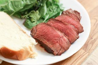 How to Cook a Thin Sliced Bottom Round Steak | How to cook ...