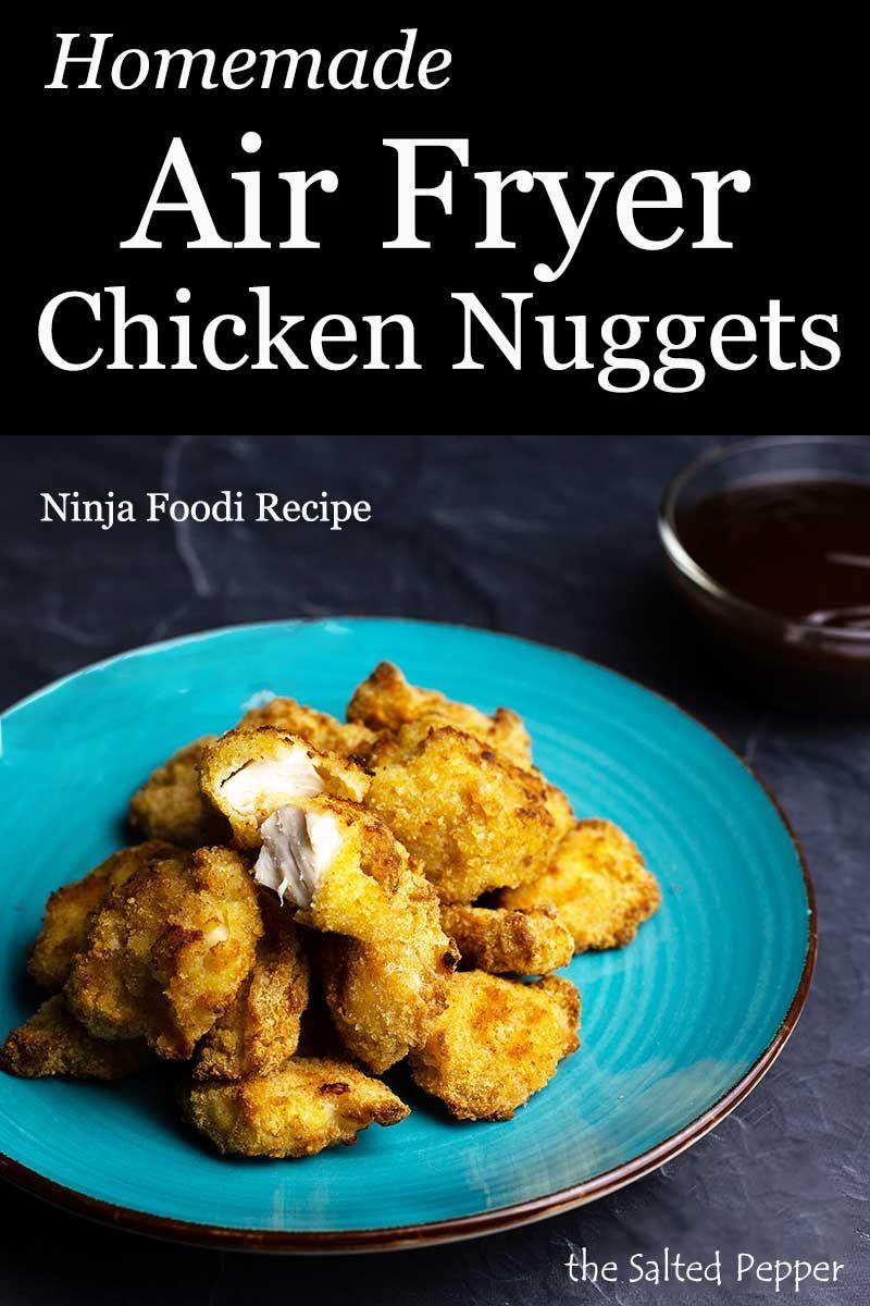 Air Fryer Chicken Nuggets Recipe Food recipes, Multi