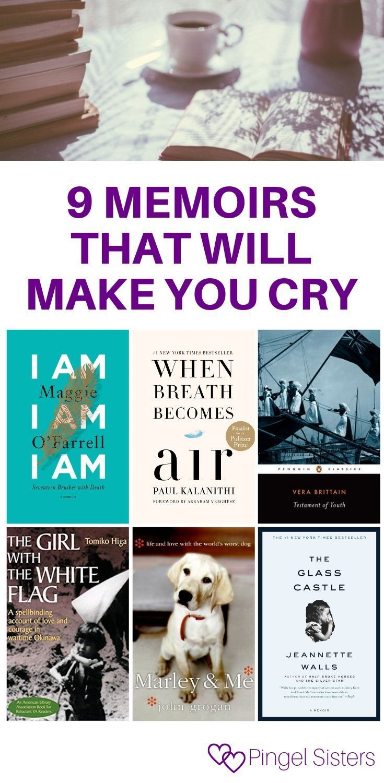 19 books that make you cry like a baby book club books