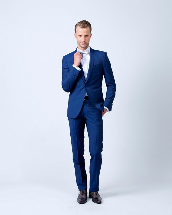 Préférence Costume cintré pantalon slim, veste deux boutons. Style dandy  OJ11