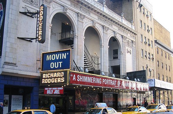Movin' Out | Richard Rodgers Theatre in New York, NY