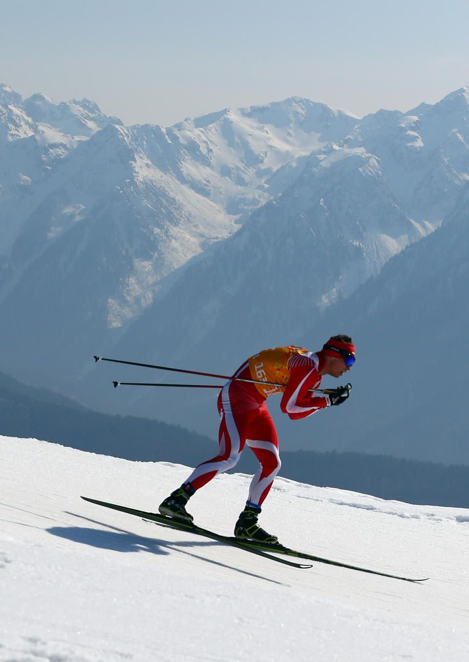 DAY  Maciej Starega Of Poland Competes During The Cross County - Basic http relay binding
