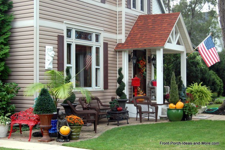 Patio Ideas To Expand Your Front Porch Front Patio Outdoor Porch Porch Decorating Ideas Uk
