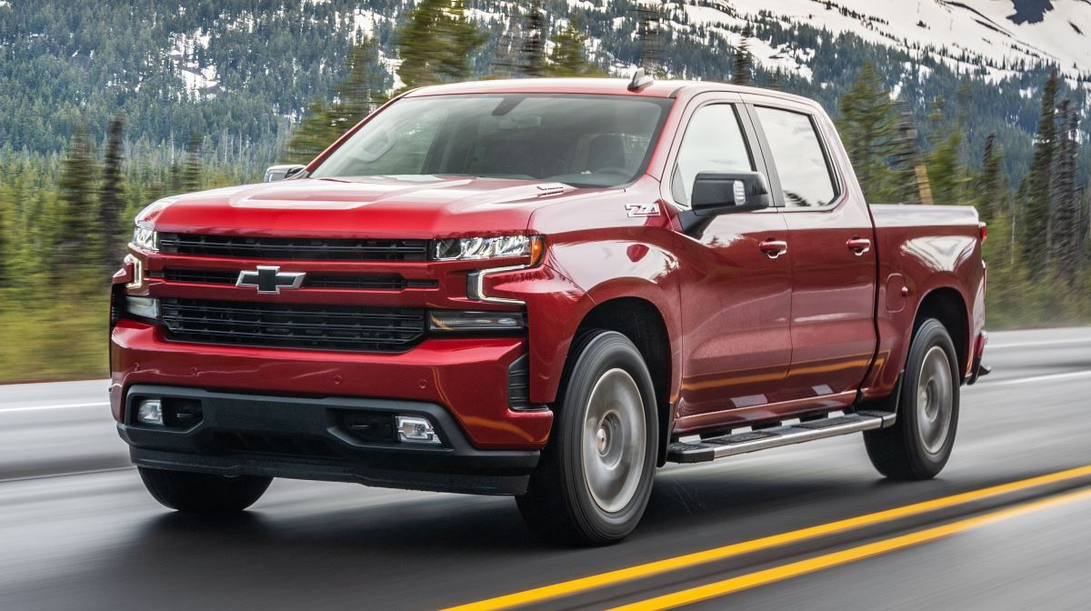 2020 Chevrolet Silverado 3.0l Duramax first diesel light ...