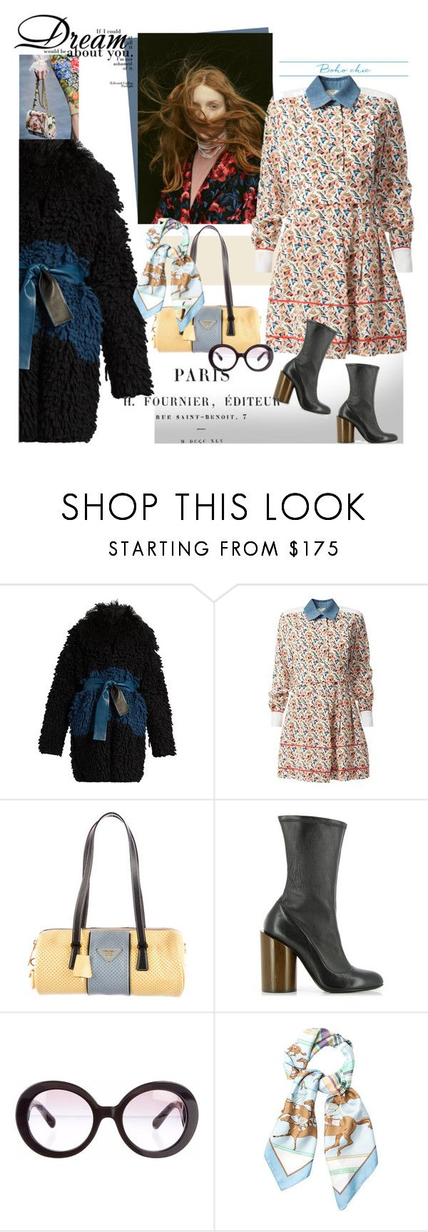 """""""January 3,2017"""" by anny951 ❤ liked on Polyvore featuring Fendi, Prada, Givenchy and Hermès"""
