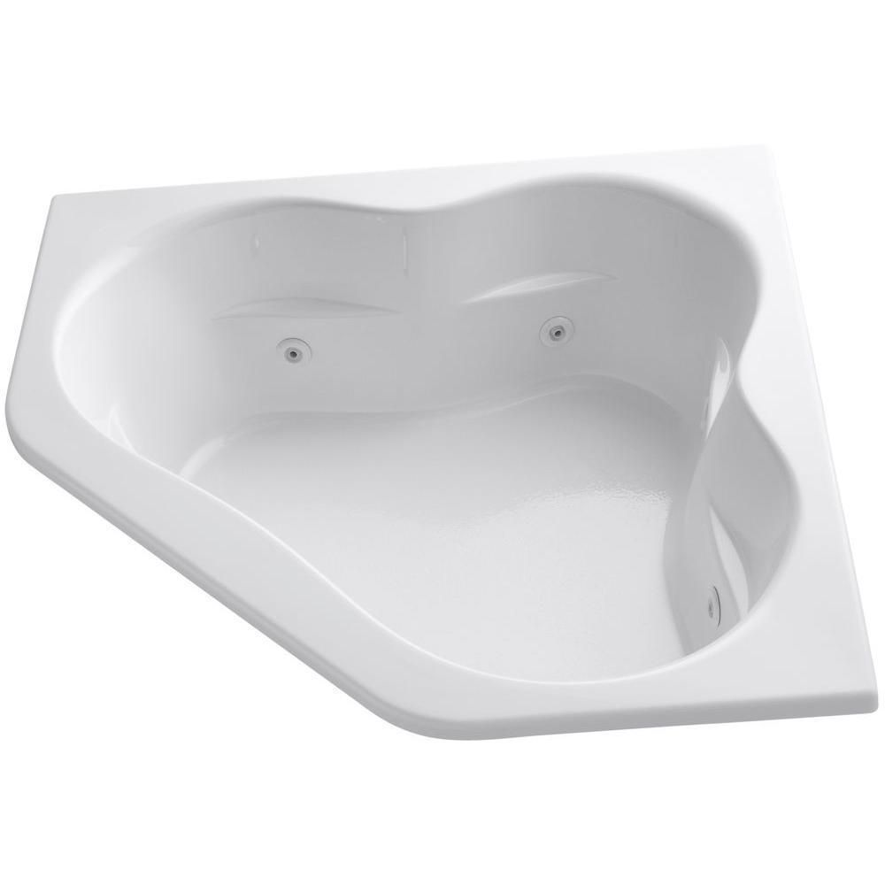 Kohler Tercet 5 Foot Whirlpool Tub with Reversible Drain | Products ...