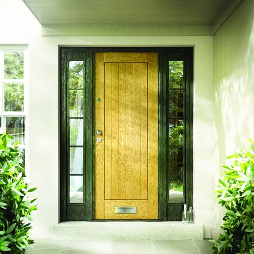 Wickes Geneva External Cottage Oak Veneer Door 1981 x 838mm & Wickes Geneva External Cottage Oak Veneer Door 1981 x 838mm ... pezcame.com