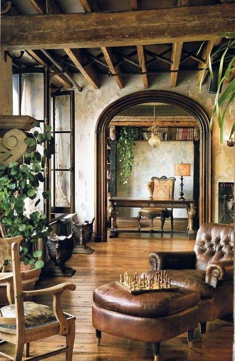 40 Classy Tuscan Home Decor Ideas You Will Love Page 2 Of 48 Tuscan House Tuscan Decorating Tuscan Style