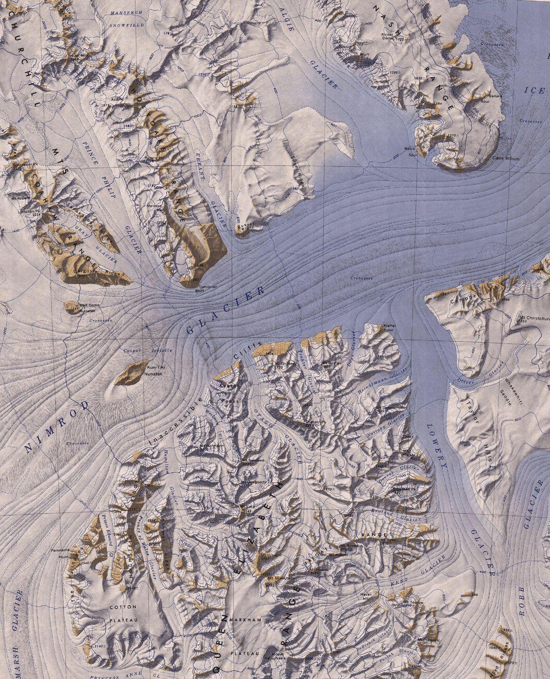81.3500° S, 163.0000° E, United States Geological Survey (USGS), <i ...