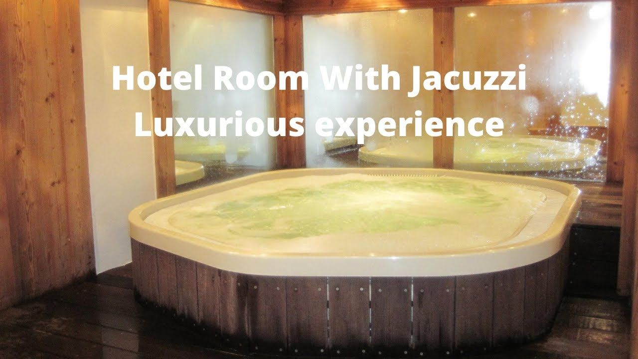 Hotel Room With Jacuzzi Luxurious Experience In 2020 Jacuzzi Hotels Room Hotel