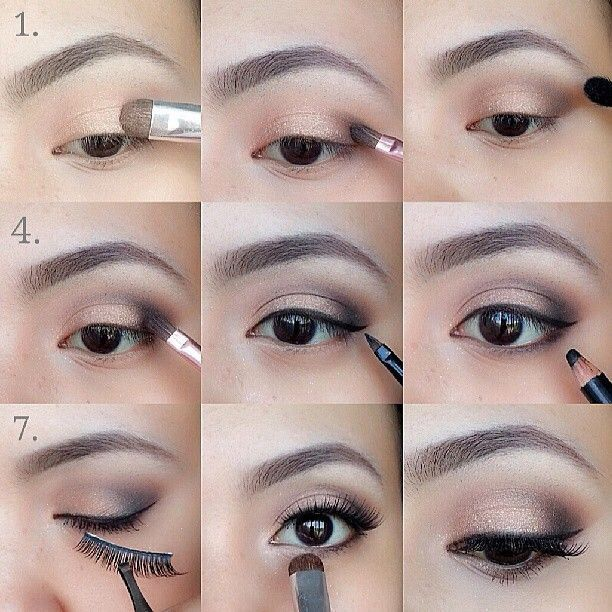23 Simple Makeup Techniques That Make All The Difference Natural Eye Makeup Eye Makeup Eye Makeup Tutorial