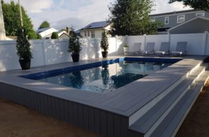 Hercules Modular Aboveground Rectangular Pool For 2019 Swimming