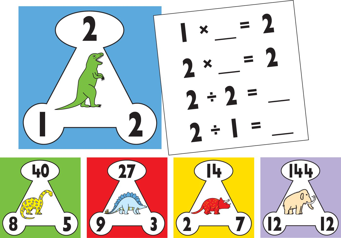 An Easy Way To Learn The Times Tables Revision Exercises