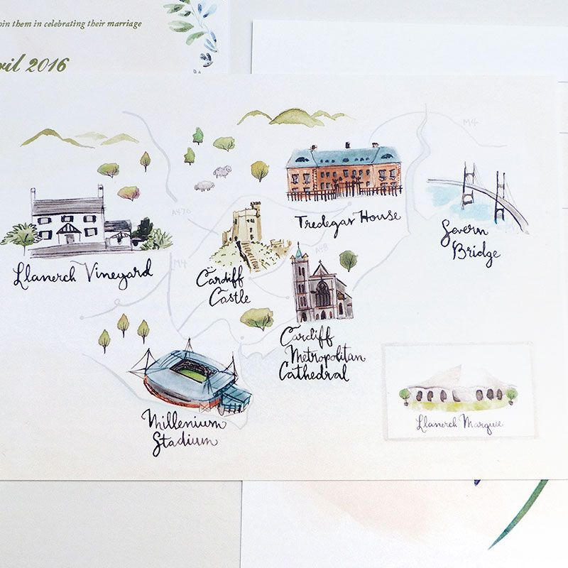 November 2015 Blog Post. Welsh Map design by Laura Shema for Jolly ...