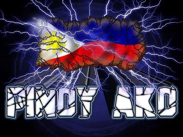 Pinoy Ako I Am A Filipino Ako Ay Pilipino 3 Adios Patria