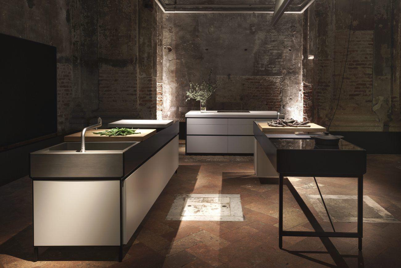 Ideen für küchenbeleuchtung ohne insel küchen trend industrial style tipps für die planung einer küche im