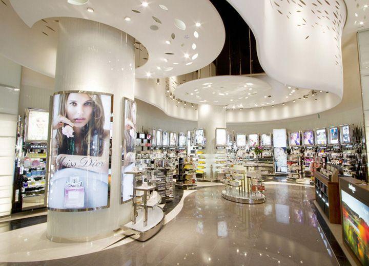 DFS Galleria by rkd retail/iQ, Singapore