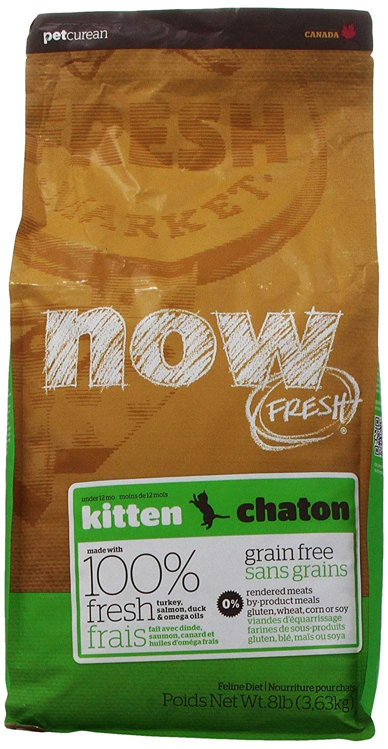 Now 152316 Fresh Grain Free Turkey Duck Kitten Food 8 Pound Bag Read More At The Image Link This Is An Affiliate Kitten Food Dog Food Recipes Grain Free