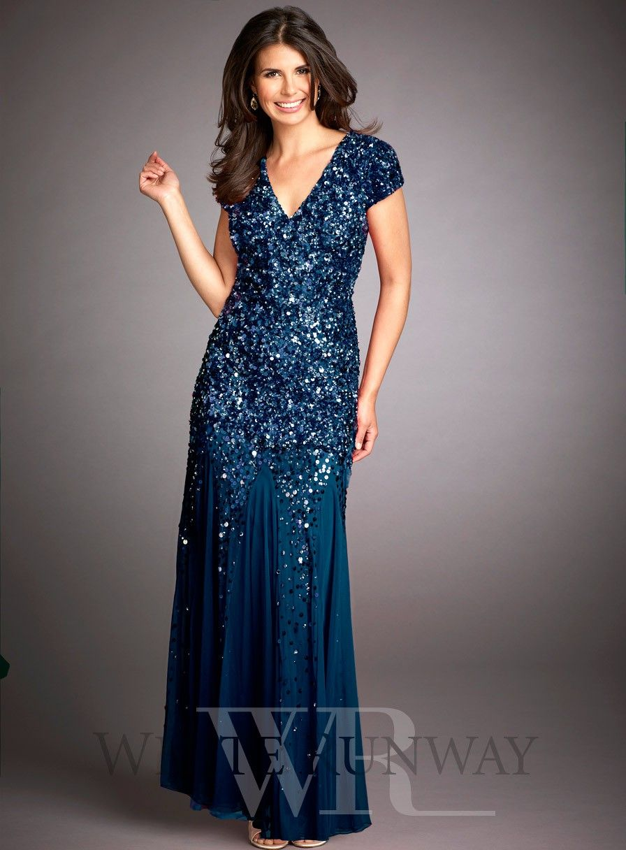 Ivy Sequin Dress by Mr K. Stunning full length gown by Australian ...