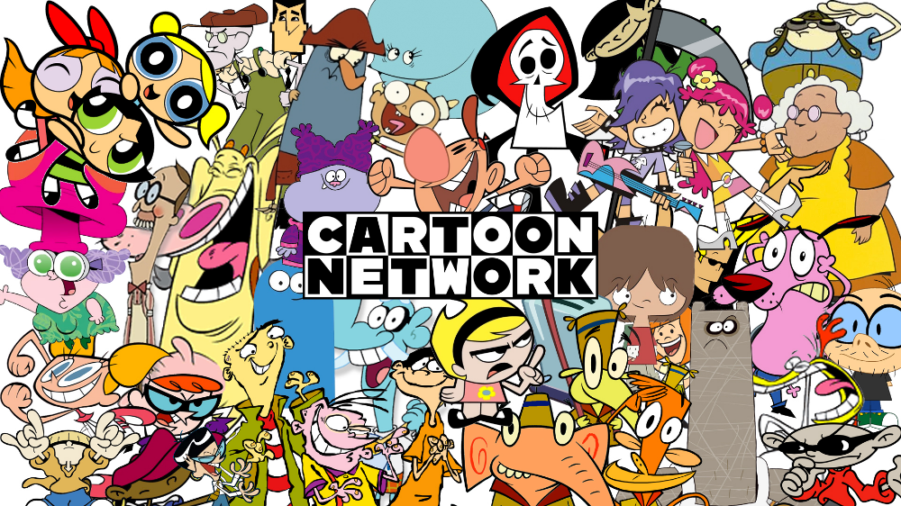 My Classic Cartoon Network Wallpaper By Redheadxilamguy On