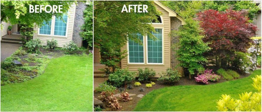 Remodeling an old house on a budget   Backyard landscaping ...