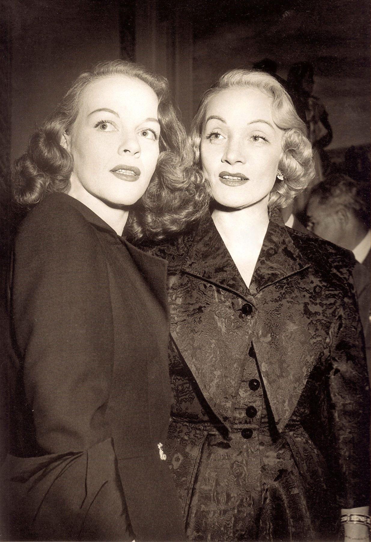 Tochter Von Marlene Dietrich