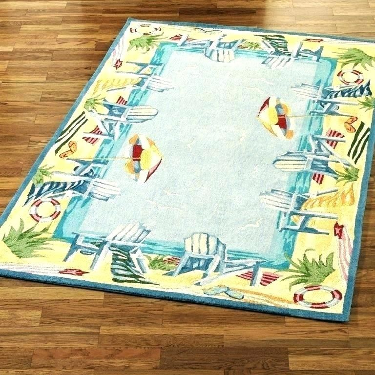 Gorgeous Ocean Themed Area Rugs Images Ideas Or Beach Fantastic For Kids
