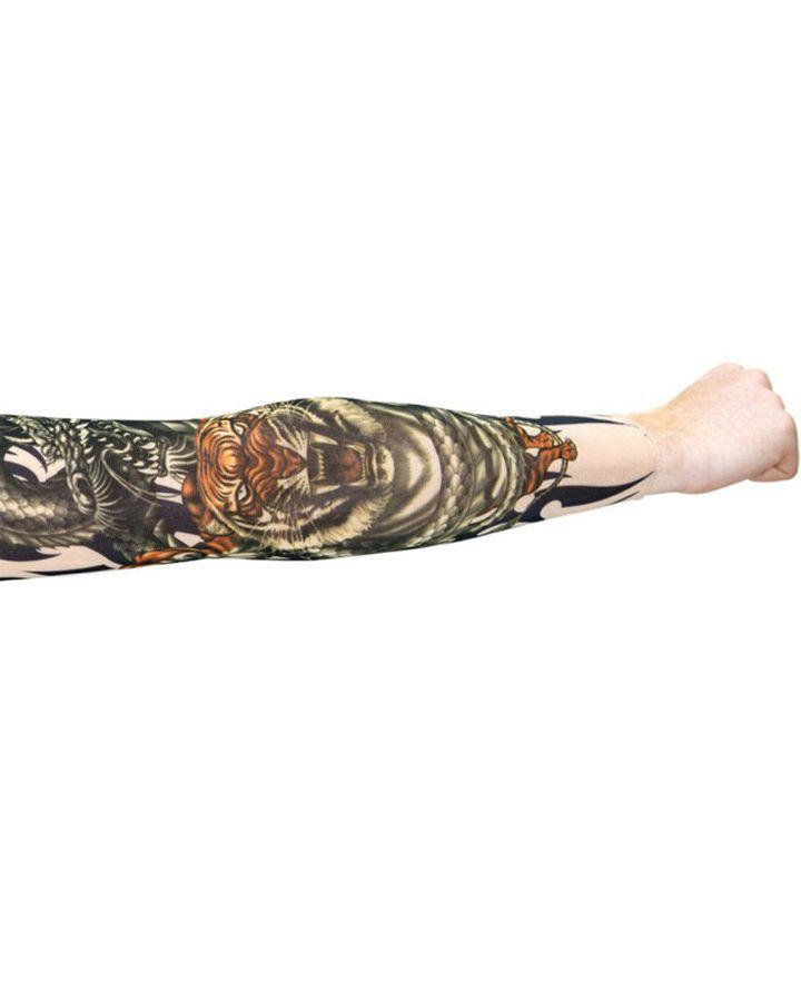 Tiger Tattoo Sleeve Tiger Tattoo Sleeve