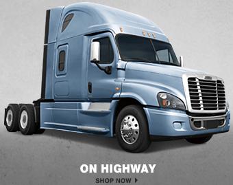 On Highway Freightliner Trucks Truck Highway