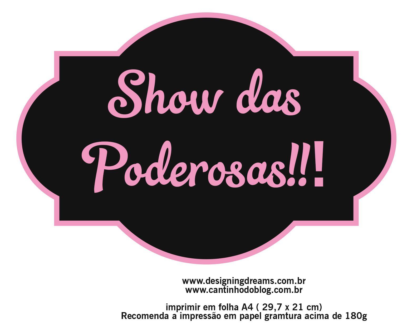Kit Festa Pronta Cha De Panela Gratis Para Baixar Editar E