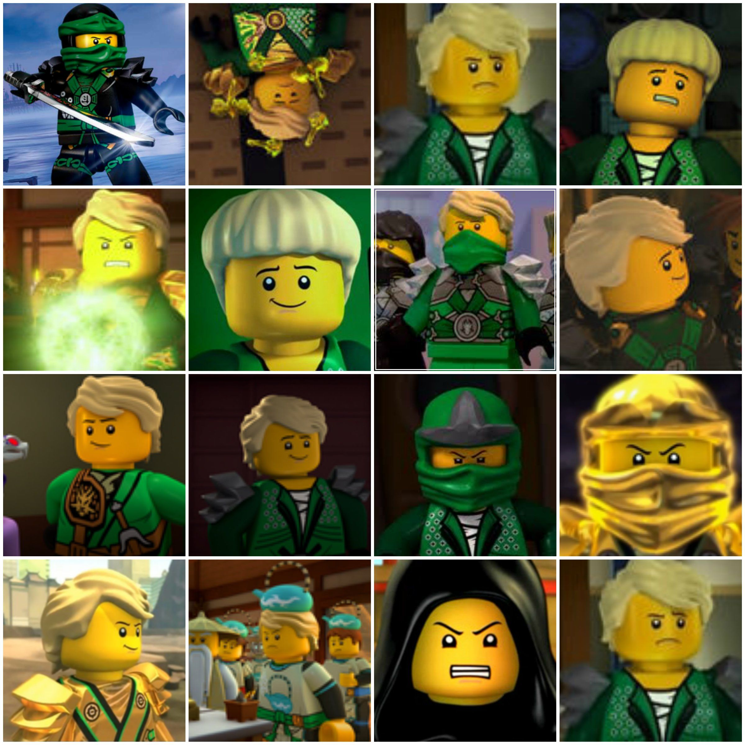 If Anyone Asked Me Which Was My Favorite Picture Of Him I D Just Be Like Every Single Scene That He Is In 3 Lego Ninjago Lloyd Ninjago Lego Ninjago Lloyd