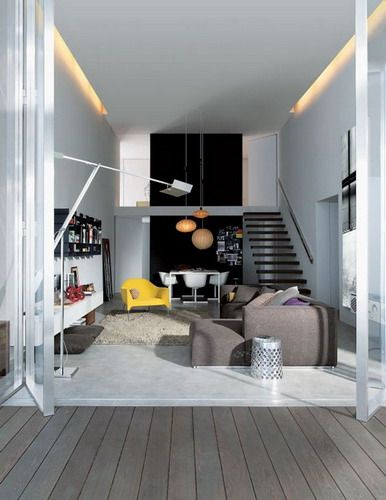 luxury decorating loft apartment inspiration gallery | Loft ...