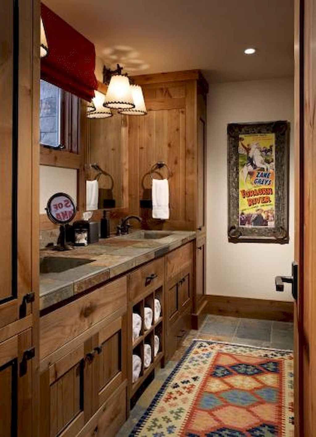 50 rustic farmhouse master bathroom remodel ideas page