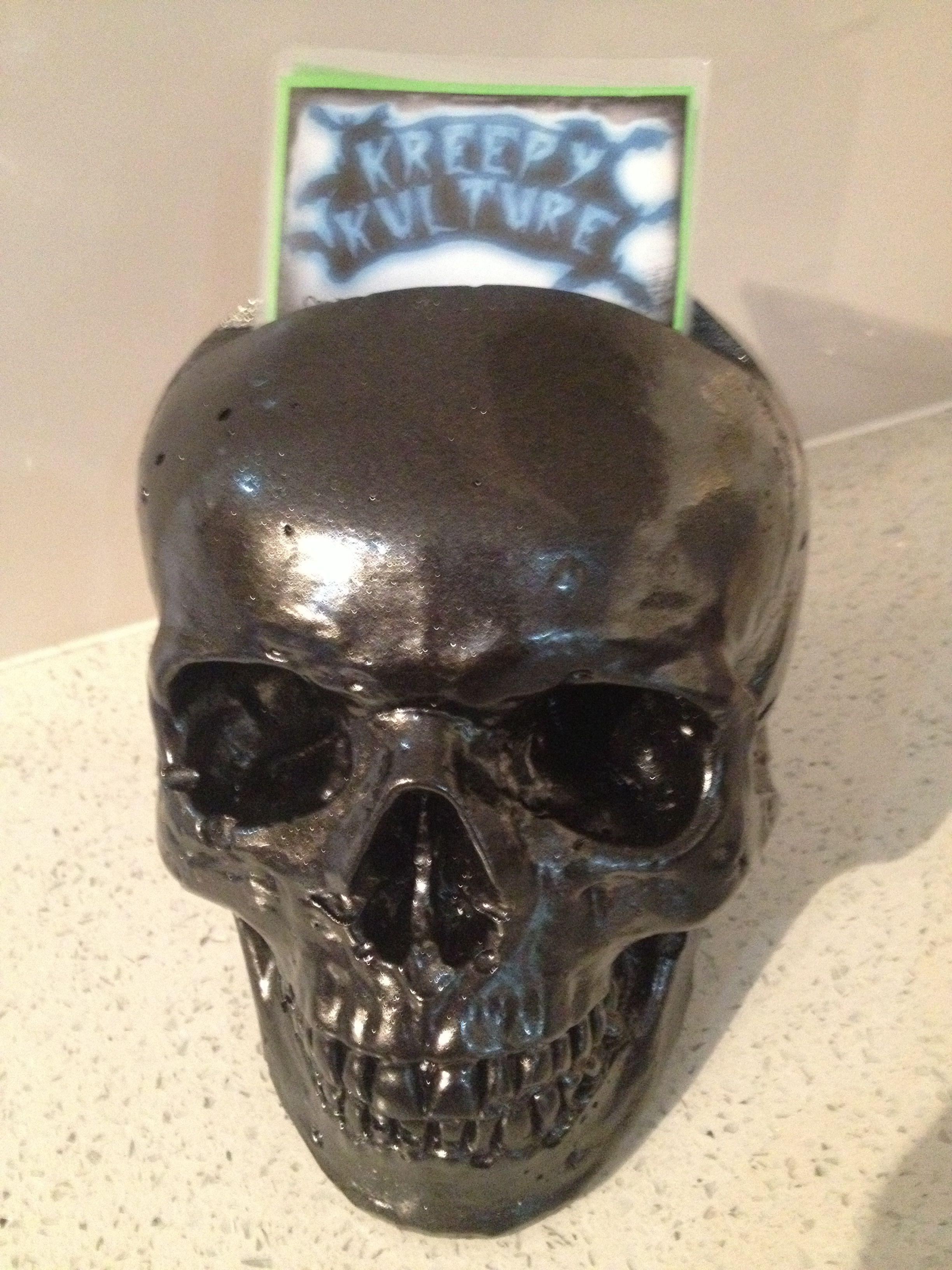 Kreepy kulture skull business card holder wedding ideas kreepy kulture skull business card holder magicingreecefo Choice Image
