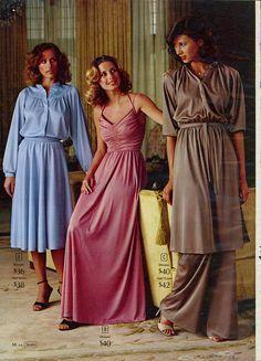 Pleated skirt 70s