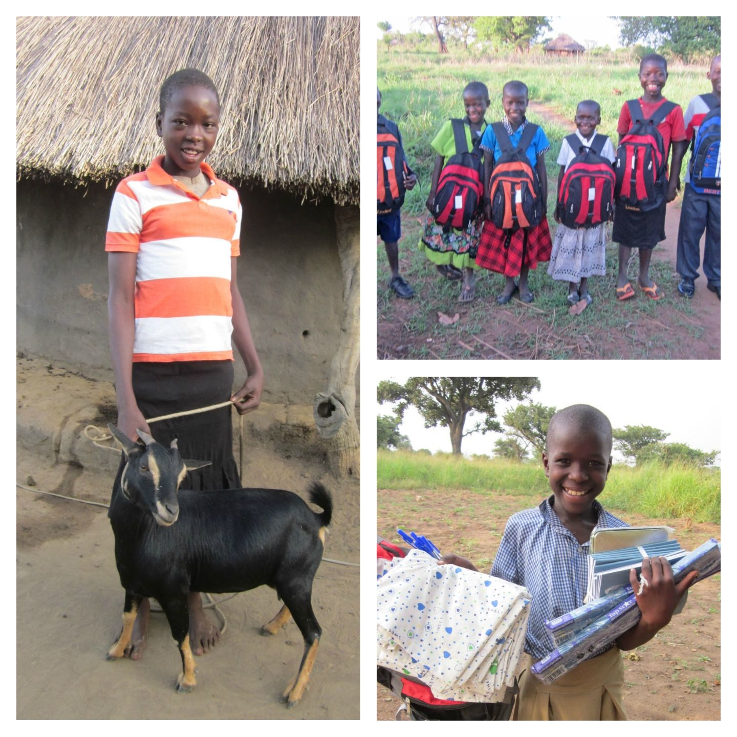 Donating Christmas Gifts: Sponsored Child Birthday & Family Gifts Donate For