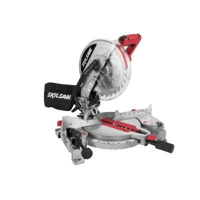 Skil 15 Amp 10 In Compound Miter Saw With Laser 3317 01 At The Home Depot Compound Mitre Saw Miter Saw Skil Saw