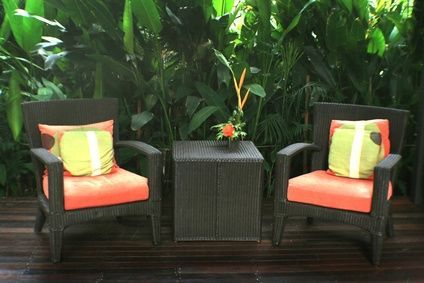 How To Remove Mildew From Cloth Outdoor Furniture Ehow Indoor Furniture Used Outdoor Furniture Outdoor Furniture