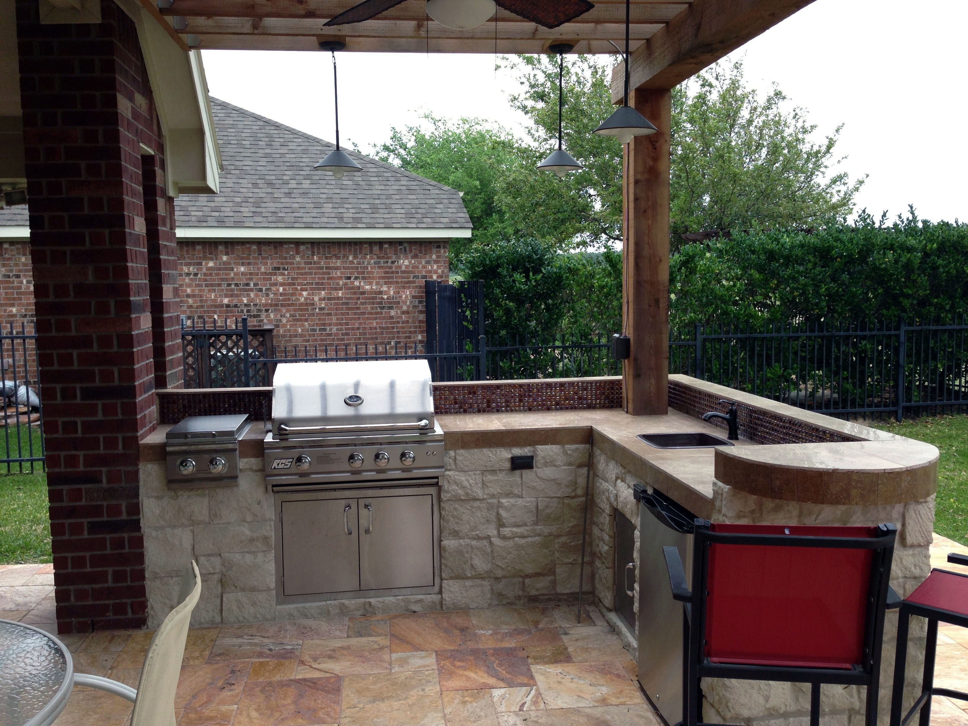 Gorgeous Concepts For Outdoor Kitchens Outdoor Kitchen Decor Outdoor Kitchen Countertops Outdoor Kitchen
