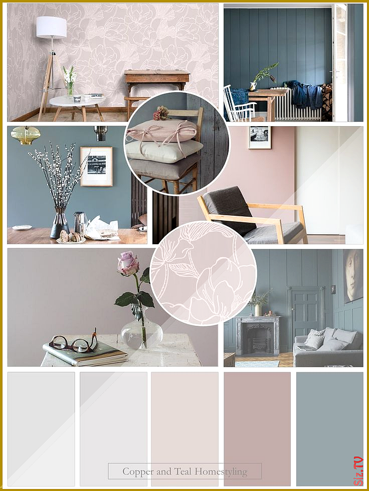 De Nimes Sulking Room Pink Two Colour Combination For Living Room Living Room Color S Living Room Color Schemes Living Room Color Blue Living Room Color