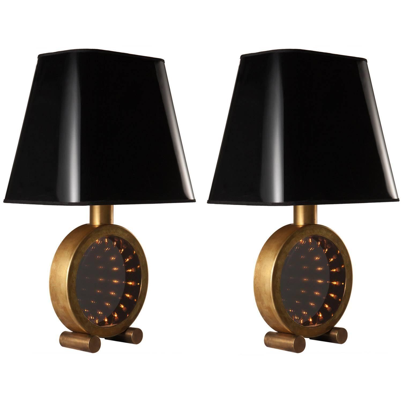 Beau Infinity Table Lamp